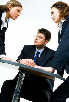 Mediators help arguing individuals or corporations come to an agreement.