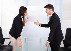 If you simply have a disagreement with your manager, you may want to consult human resources.