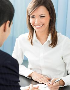Maintaining eye contact helps the listener to remain focused.