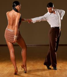 Latin cardio borrows moves from several different dances.