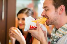 Fast food franchises are a popular investment option.