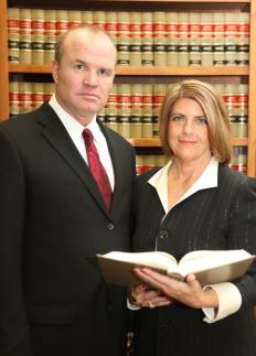 With a will, the personal representative often works with a probate attorney, because the process can become complicated.
