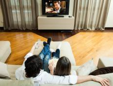 Streaming media might be viewed on a television with the use of certain equipment.