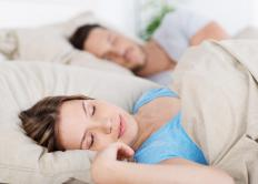 Sleep aids contain a variety of ingredients, ranging from antihistamines to natural herbs.