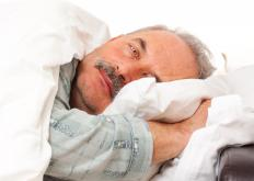 Individuals going through Lorazepam withdrawl may experience insomnia.