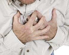 Undiagnosed cases of ischemic heart disease can result in massive heart attacks.