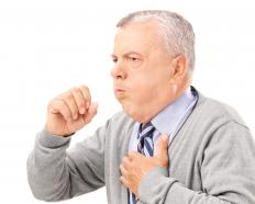 Individuals with a bad cough may require antibiotics.