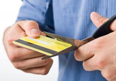 Closing a credit card account that is in good standing could have a negative impact on one's credit rating, which takes into consideration percentage of available credit and how long accounts have been open.
