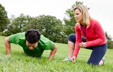 Speaking with a personal trainer may help a person determine whether suspension training is right for him or her.