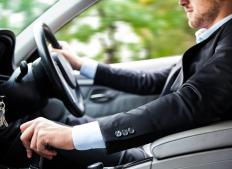 Expenses incurred while driving to and from work related sites are called commuting expenses.