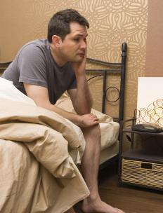 Moderate depression can make it challenging to get out of bed in the morning and start the day.