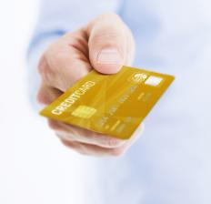 Most credit cards have a fixed interest rate.