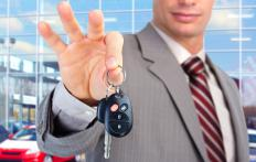 Having a good credit rating helps one get financing at a favorable rate for a new vehicle purchase.