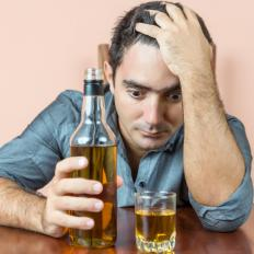 Excessive alcohol consumption may cause liver calcification.