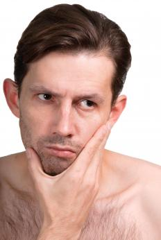 Jaw cancer can sometimes be misdiagnoses as a cyst or other benign growth.