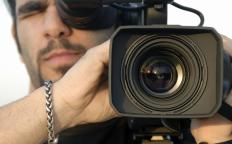 "Several popular reality shows claim to be shot from a ""fly on the wall"" point of view, although camera crews are typically used."