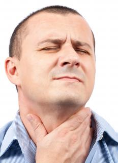 A stiff neck and swollen glands could point to an infection.