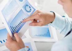 A data analyst frequently analyzes and interprets statistical information.