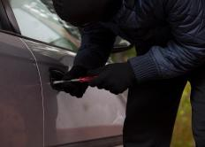 A car theft might result in an auto insurance claim.