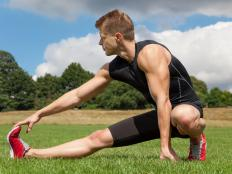 Stretching the lower body often prevents numbness in toes, calves, and knees.