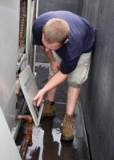 HVAC technicians install, repair and maintain heating, cooling and venting systems.