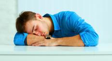 Side effects of methotrexate may include fatigue.