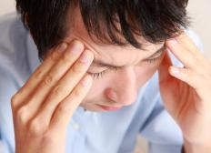 Short-term effects of glue huffing may include the development of a headache.