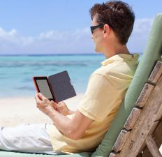 PDFs may be used to create electronic books for convenient reading purposes.