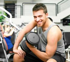 The fitness industry can be considered fragmented as their is no dominant gym franchise.