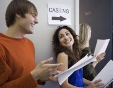 Acting workshops can help aspiring actors have more successful auditions.