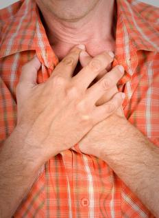 Side effects of alpha lipoic acid may include heart palpitations.