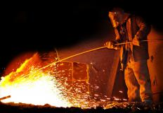 A metallurgist may work in smelting facilities.
