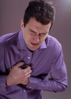 Thrombosis may lead to a heart attack.