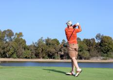 A hole in one occurs when a golfer hits the ball directly from the tee into the hole with one shot.