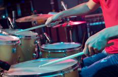 Failing to tune a drum can result in poor sound quality.