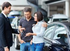In general, consumers are thought to display rational behavior; this may include looking for the most features at the lowest price on a new car.