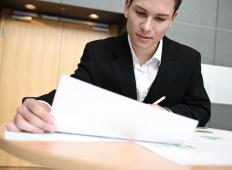 To write an abatement letter you should typically begin by having all of the necessary documents you need to reference or include.