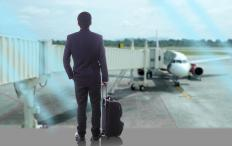 Travelers are at high risk for developing infectious diarrhea.