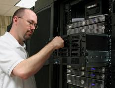 Changes to server hardware can take days or weeks to complete.