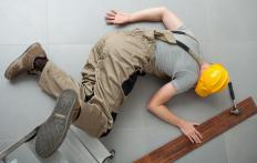 Worker's compensation provides workers legal protection for injuries incurred on the job.