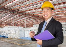 A process improvement manager may help improve the efficiency of a company's supply chain.