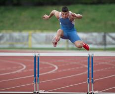Training in hurdling is one effective way to increase agility.