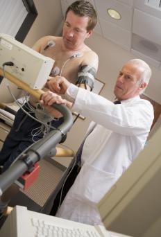 Cardiologists may order a stress test to detect whether a patient is at risk of having vascular inflammation or other cardiovascular problems.