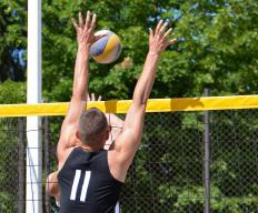 Volleyball has undergone many changes as it has developed.