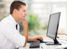 Business professionals can benefit from some types of authoring software.