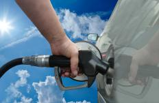 In the U.S., some cars can run on a fuel blend that is 85% ethanol and 15% gasoline.