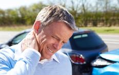 Symptoms from whiplash can last several weeks or become a chronic issue, known as whiplash syndrome.