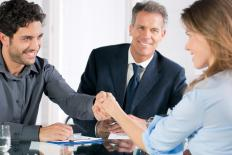 A franchise may request an interview with a candidate who has an impressive application.