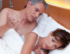 Tadalafil can be taken to treat erectile dysfunction.