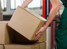 The services offered by moving companies are often in demand.